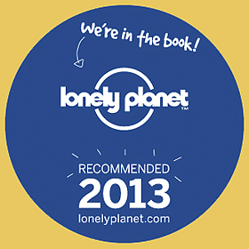 Lonely Planet 2012 Winner