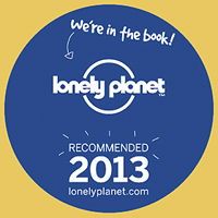Holiday Lodge in Lander Wyoming is a Lonely Planet 2012 Winner